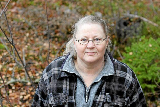 Lena Stammel, 55, drabbades av en tyst hjärtinfarkt och fick vård i sista stund