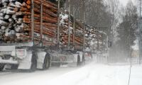 90 tons timmerlass ska göra transporter mer hållbara
