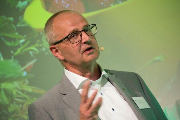 Palle Borgström, förbundsordförande LRF, tycker att det är otydligt vad som kommer ut från regeringens tidigare utlovade kraftfulla bondepaket.