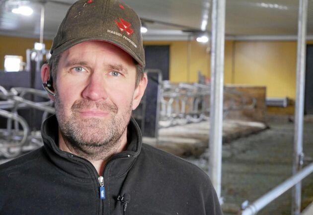 Lars-Gunnar Jonsson utanför Vetlanda är nöjd med sin Avant.