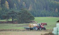 Misshandlare slog till i traktor