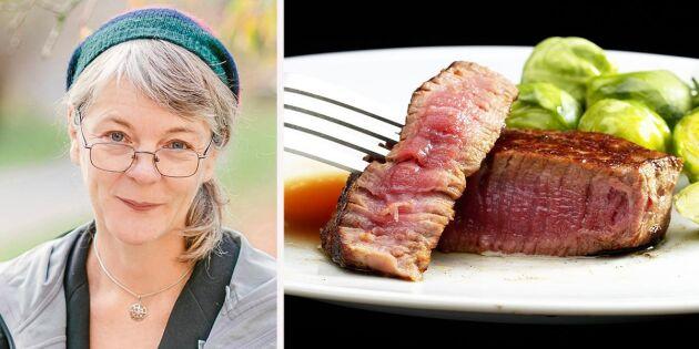 Så vill WWF nyansera köttdebatten