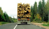 Få vägar klarar nya lastbilsvikter