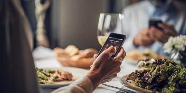Beroende av mobilen? 6 knep som hjälper