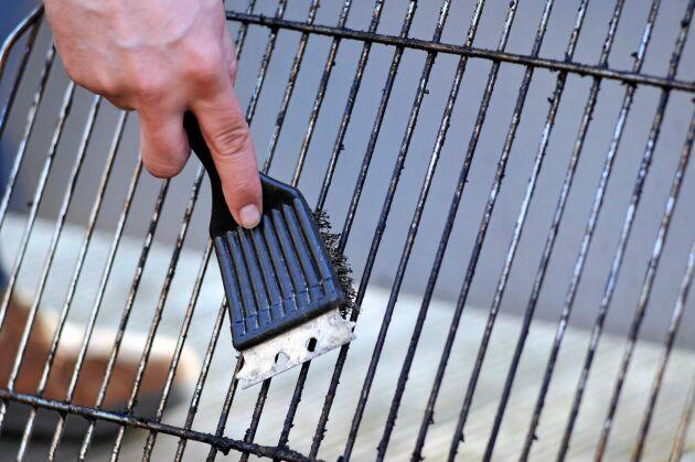 Ta hand om din grill på rätt sätt så lever den längre.