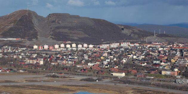 Derome bygger nytt i trä i Kiruna