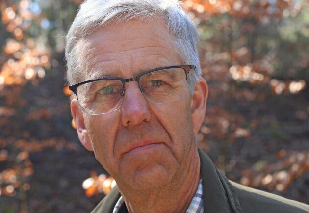 Harald Säll är skogsägare och lektor i virkeslära på Linnéuniverstitetet.