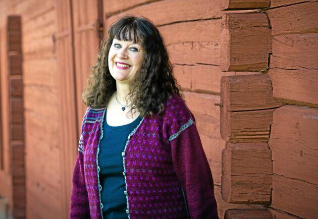 Karin Perers, styrelseordförande i Mellanskog.