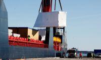 Pyrolysfabriken snart i hamn - målet: sågspån ska bli diesel