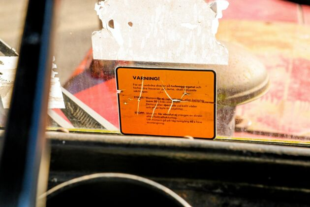 Varning! Så får du turboaggregatet att hålla länge.