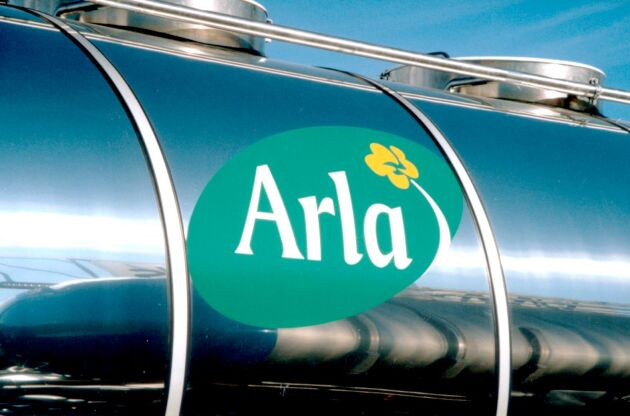 Arla tar sig in på den amerikanska marknaden genom att ingå samarbete med Foremost Farms.