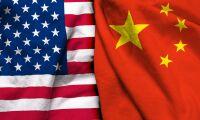 Handelsavtal klart mellan Kina och USA