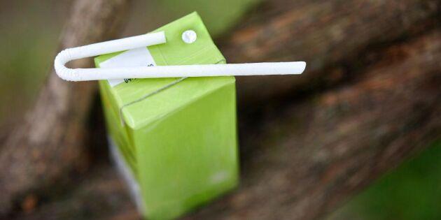 Stor potential spås för nytt böjbart sugrör