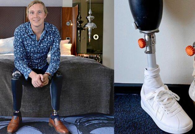 I dag är Christoffer Lindhe småbarnsförälder med eget företag.