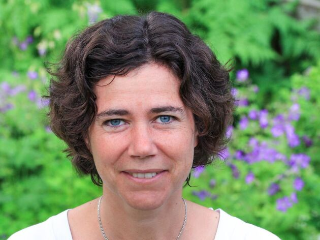 Helena Aronsson Sveriges Lantbruksuniversitet.