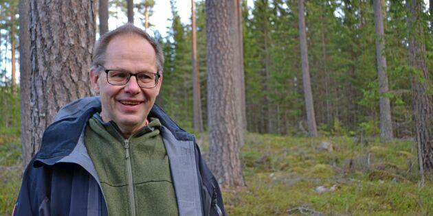 Leif Öster: Nytt klimat i skogsdebatten