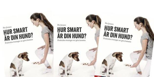 AVSLUTAD: Vinn boken Hur smart är din hund?