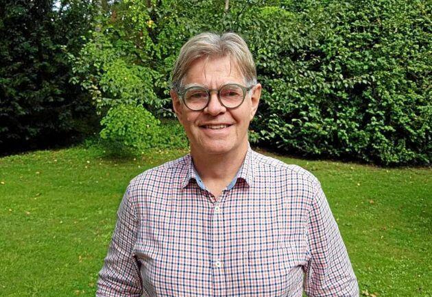 Kenneth Normark, spannmålsansvarig på BM Agri.
