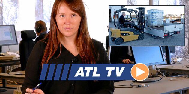 ATL TV: Doblon optimerad för att lastas