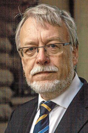 Harald Svensson, chefsekonom på Jordbruksverket.