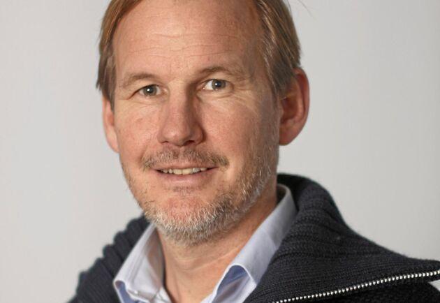 Carl Aschan, regionchef i LRF Mälardalen.