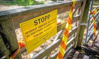 3 200 djur vaccineras vid Omberg