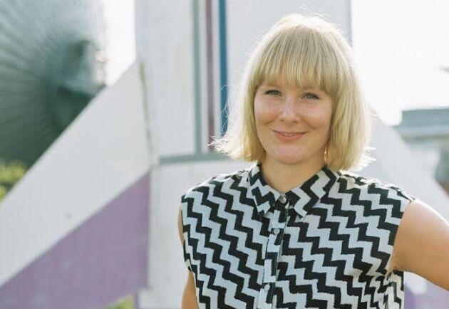 Ebba Kierkegaard arbetar med innovationsrådgivning för teknikföretag. Hon brinner också för att höja innovationstakten inom hästnäringen.