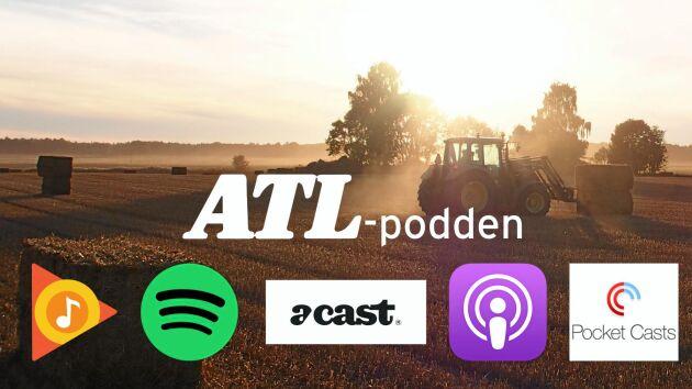 ATL-podden finns på flera olika plattformar.