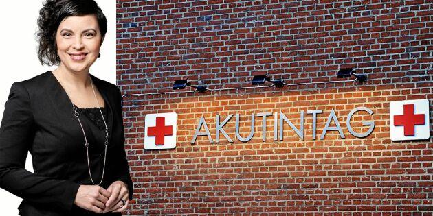 Krönika: Smärtgränsen i Sverige – nu är den nådd