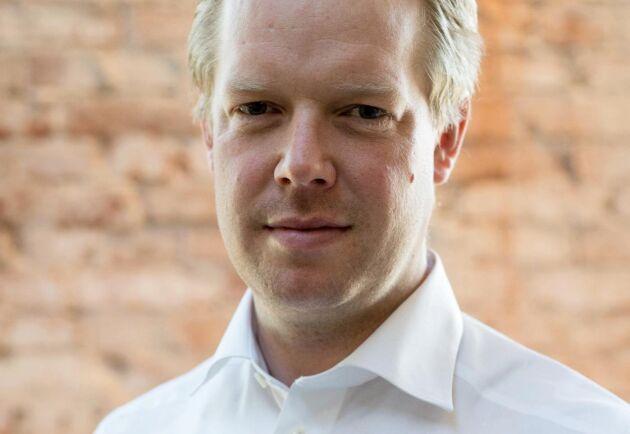 Johan Wachtmeister ska ansvara för affärsutvecklingen på Virkesbörsen.