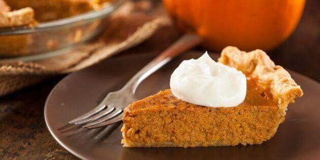 """Gör amerikansk """"pumpkin pie"""" på svenskt vis"""