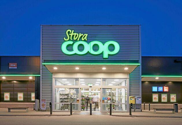 Coop testar nytt.