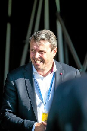 Daniel Kindberg, ÖFK:s ordförande.