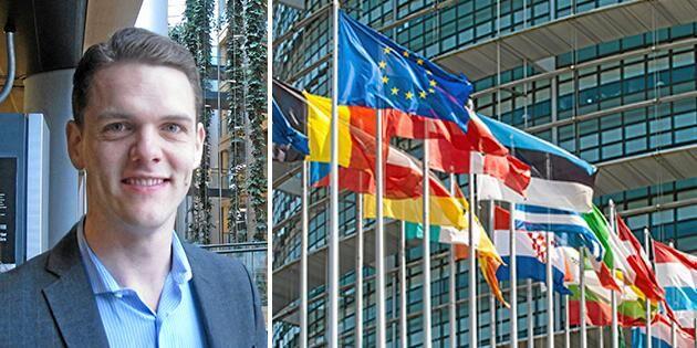 M sopar rent valsedeln inför EU-valet