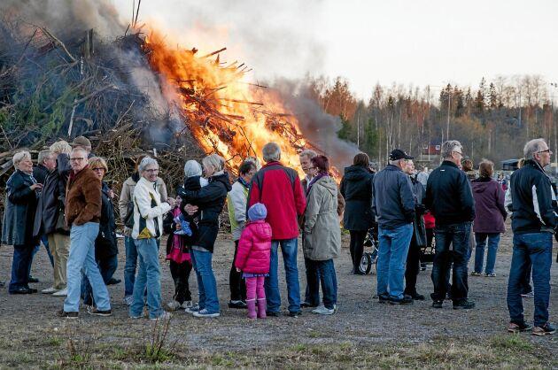 Valborg är en tradition som vi har haft i Sverige ändå sedan 1800-talet.