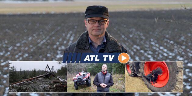 ATL TV: Ombyggd skotare drar stolp