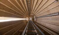 Mångmiljonstöd till vindkraftstorn i trä