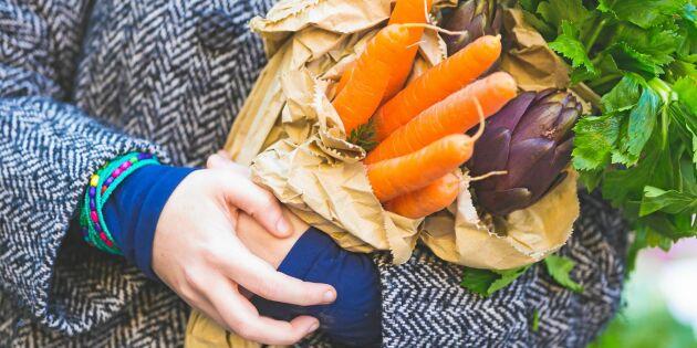 Stor kontroll av bekämpningsmedel: Grönt ljus för svenskodlad mat