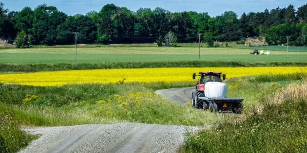 Ekologiskt jordbruk bidrar till bättre miljö