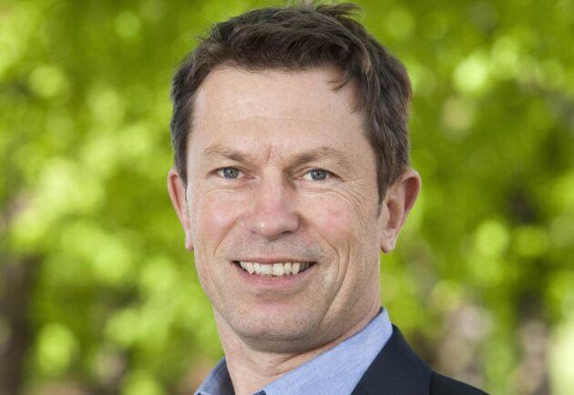 Hans Agné, vd för Svenska Köttföretagen.