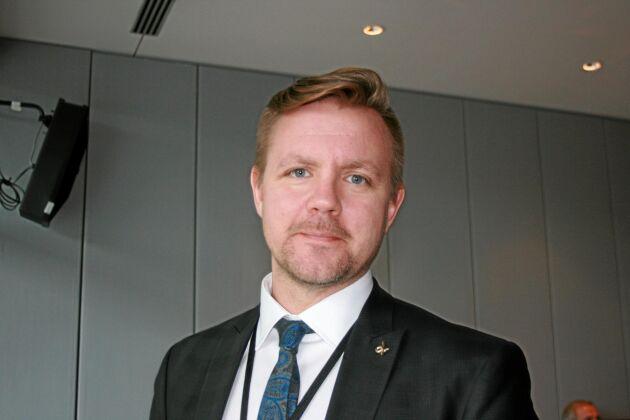 Fredrick Federley (C) är nöjd med att ha klarat hem det svenska kadmiumundantaget.