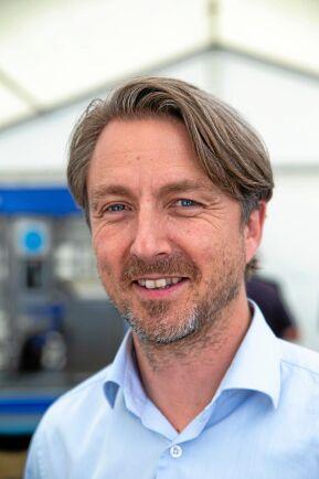 Henrik Persson, systemansvarig för VMS.