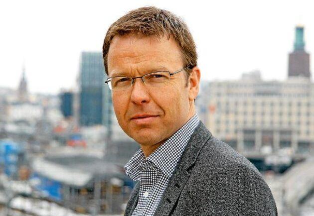 Gustav Melin, Svenska Bioenergiföreningen.