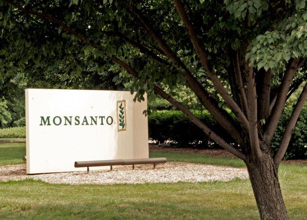 Monsantos bötesbelopp sänktes från 80 till 25 miljoner dollar. Arkivbild.