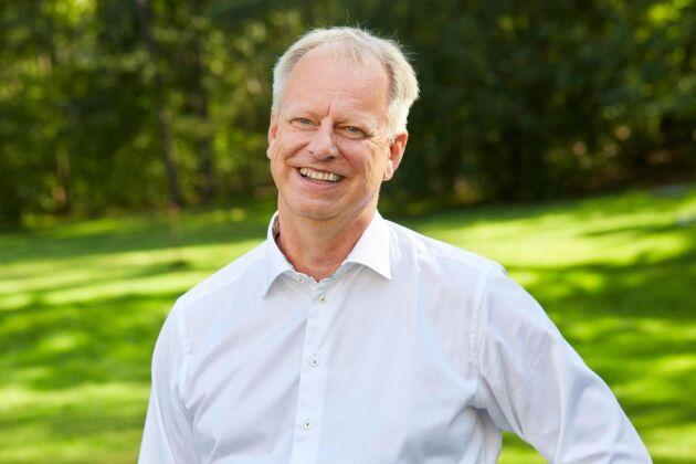 Per Lindahl, ordförande i Lantmännen.