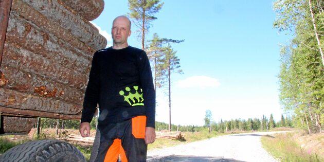 """Anders fick rätt mot Skogsstyrelsen: """"Har kämpat för det här"""""""