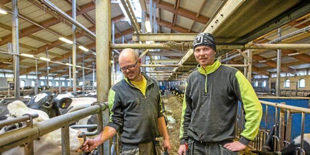 Egna biogasbygget blev succé