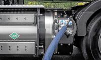 Fordonsjätte föredrar gas