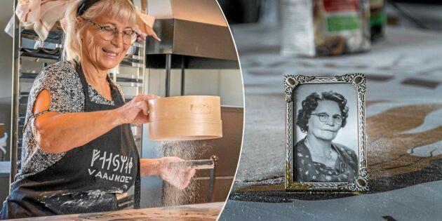 Bageri Vojmån: Här bakas tunnbröd efter farmors hundraåriga recept
