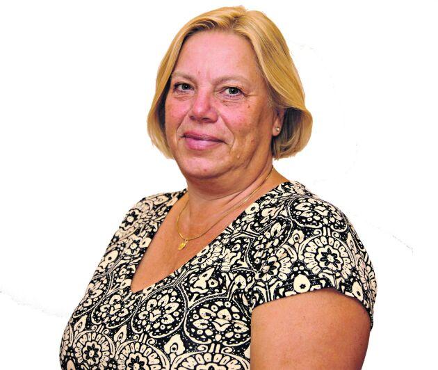 Lena Johansson, chefredaktör för Land Lantbruk